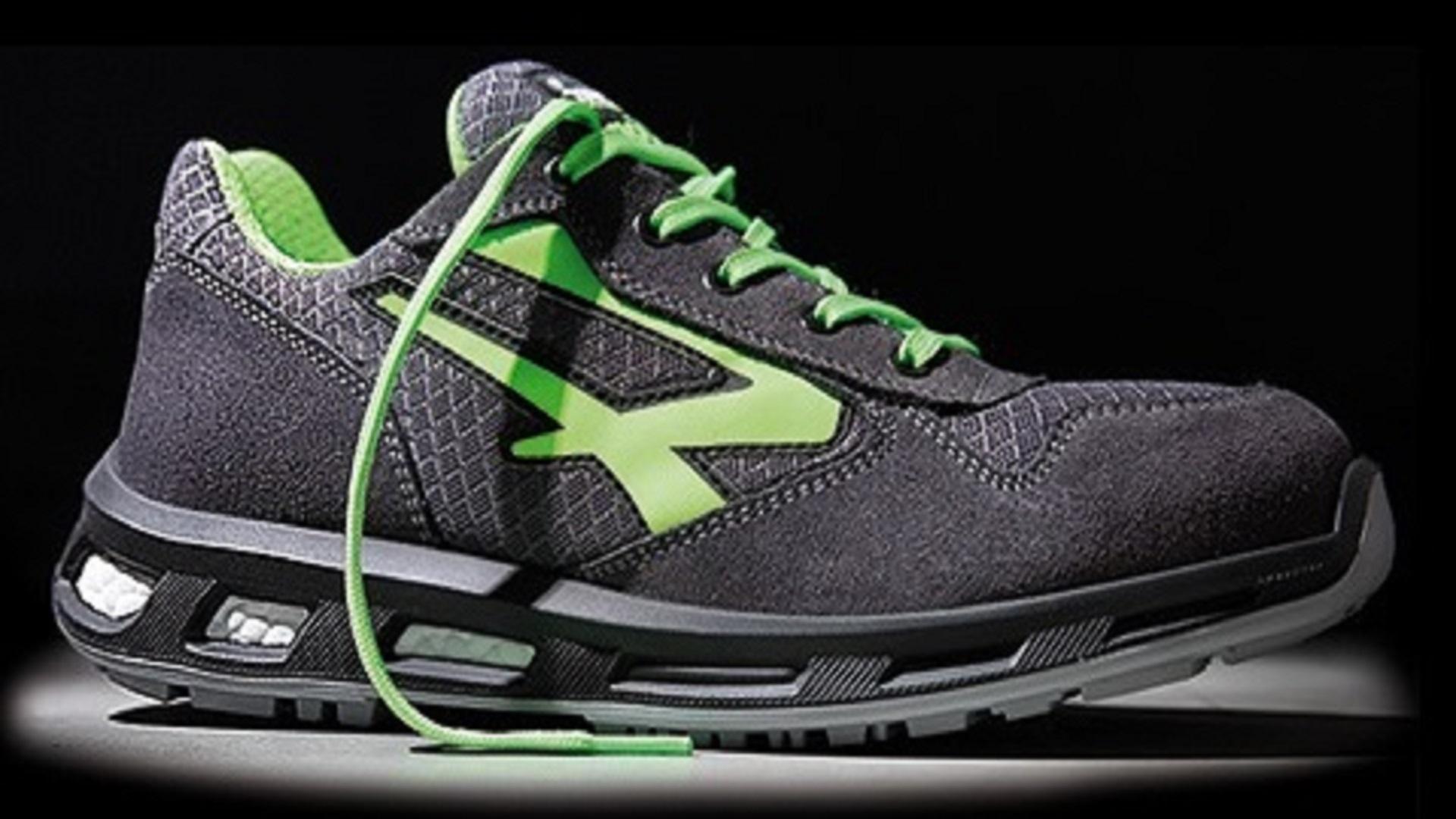 RedLion  le scarpe antinfortunistiche defaticanti di U-Power ... d7f46c6a98e